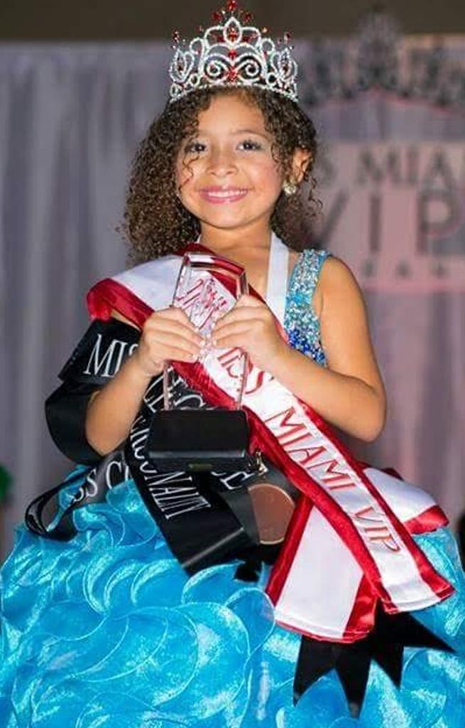 Kloeh-Martinez - Miss VIP Baby 2014
