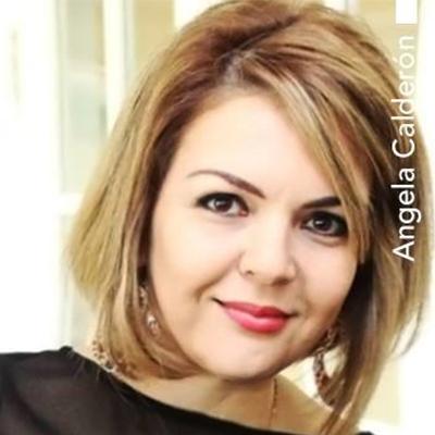 Picture of Angela Calderon / CFO & Co-Founder of Imagen Modeling by La Gatita