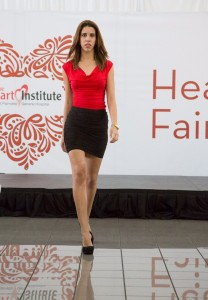 Picture of Imagen Modeling at Palmetto Hospital in Miami Ronway Walk