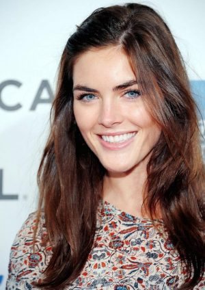 Picture of Hilary Rhoda used in an article for Imagen Modeling by La Gatita a Modeling Academy in Miami