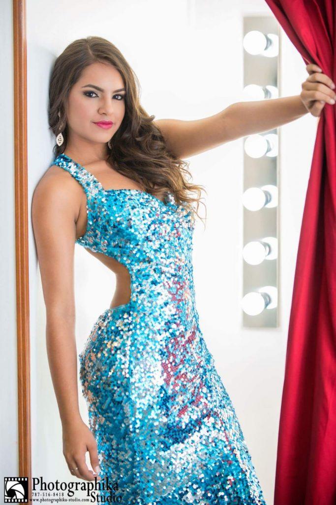 Picture of Amanda Khristal of Imagen Modeling by La Gatita